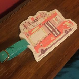 Brand New Benefit Luggage Tag